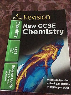 Collins GCSE Revision - GCSE Chemistry AQA A: Revision Guide and E..., NOT KNOWN
