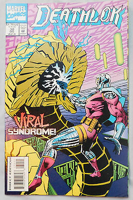 Deathlok #30 (Dec 1993, Marvel)
