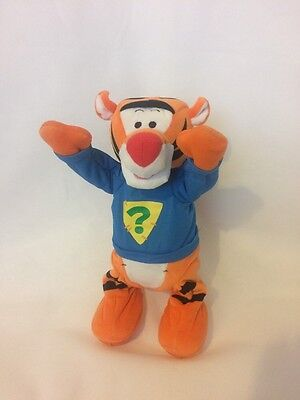 2008 Disney Fisher price Winnie The Pooh Rolling/interactive Tigger