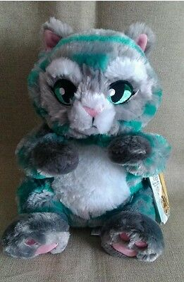 Peluche Chat du Cheshire Cat Film Alice de l'autre coté du miroir Disney Plush