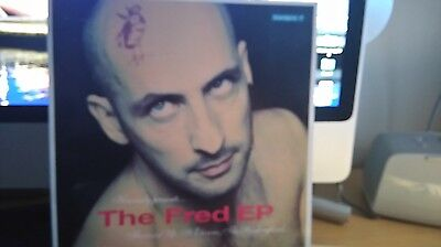 The Fred 12 inch vinyl RP