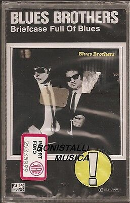 The BLUES BROTHERS - BRIEFCASE FULL OF BLUES - Musicassetta SIGILLATA