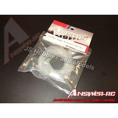 RC Plane/Aircraft/Nitro Buggy etc - Answer-RC Pro Fuel Tube / Pipe (1 Meter)