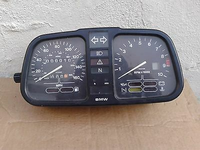 BMW K75 Clocks VGC Only 10 miles showing