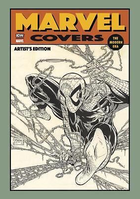 IDW MARVEL COVERS: THE MODERN ERA ARTISTS EDITION: Todd McFarlane Cover AWESOME!