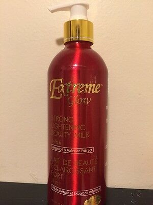Extreme Glow Strong Lightening Beauty Milk/ Extreme Glow Lotion. FREE SOAP