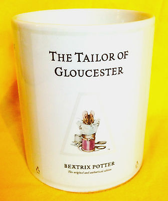 Beatrix Potter-Penguin-The Tailor Of Gloucester Cover Image On A  Mug