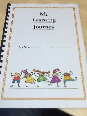 Childminding my Learning Journey log book &EYFS 2 year check included ,resources