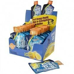 Victory Endurance Energy Up Caja 24 geles X 40 gr