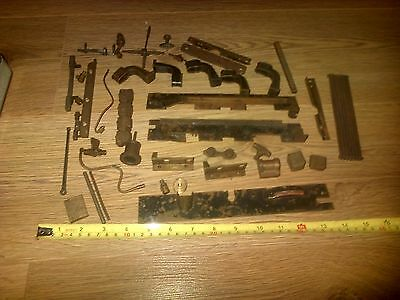 Model Train Brass/metal Fixings Assortment Large Scale