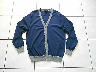 Cardigan homme MAN taille 48/50 comme neuf