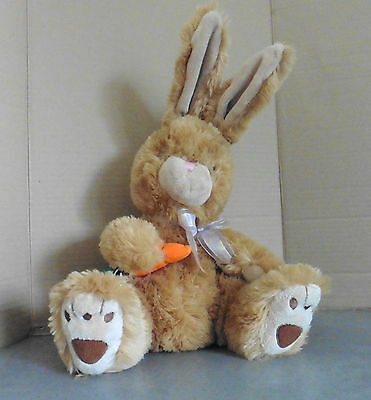 Easter bunny soft toy.