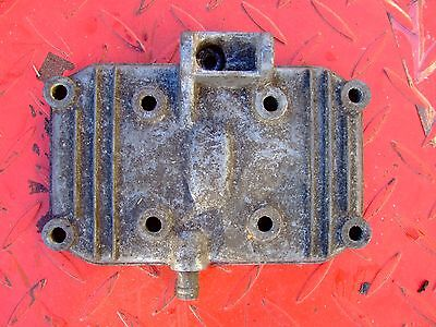Honda Cd175 Cylinder Head Cover Rocker Cover