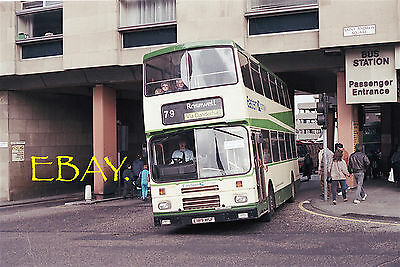 ORIGINAL 35mm COLOUR NEGATIVE, WITH COPYRIGHT, OF EASTERN SCOTTISH VOLVO.