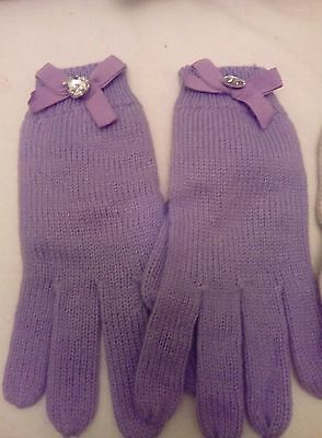 Girls gloves New without tag