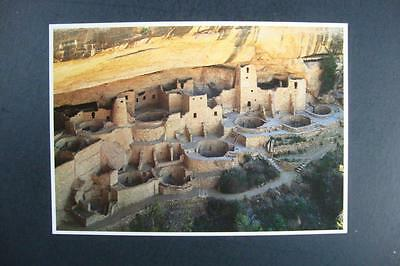 235) Mesa Verde National Park's Cliff Palace In Colorado 1986