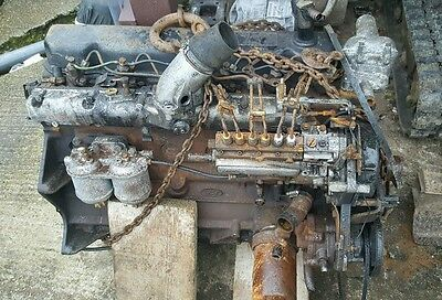 Ford Fordson Simms York 6 cylinder A Series Engine