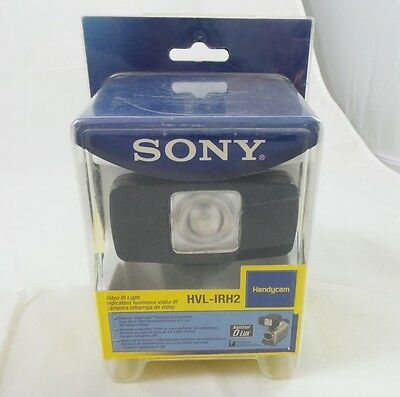New Sony HVLIRH2 NightShot Infrared Light with Rotating Head (HVL-IRH2)