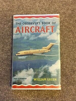 The Observer's Book of Aircraft - 1964