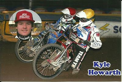 IPSWICH WITCHES v WORKINGTON COMETS SPEEDWAY PHOTOGRAPH - 2013