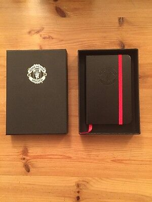 Authentic Manchester United Notepad