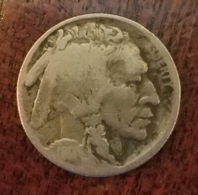 1914 D United States Buffalo nickel 5 cent   ** KEY DATE/MINT **
