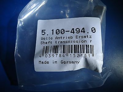 Karcher 5.100-494.0 Shaft Transmission Replacement 51004940 New