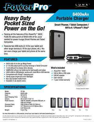 Wholesale Power Bank Portable Charger (Lot of 250 Units, Ships from / to USA)