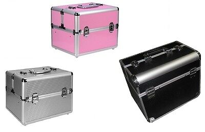Valigetta Make Up Beauty Case Trolley Nail Art Valigia Porta Gel Fresa Lampada