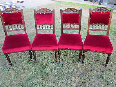 Old chairs collection only