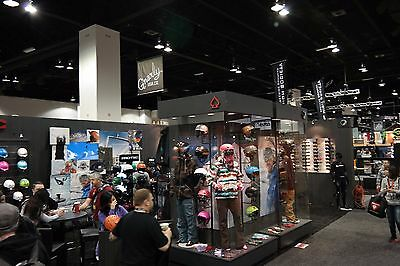 Used Trade Show Display - Booth ,10' 20' x 40' Spacios W/crates and lighting
