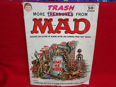 More Trash From Mad Magazine 1958 And 1962