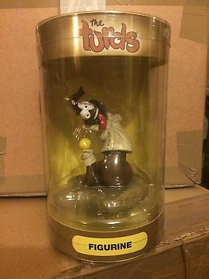 THE TURDS : NUTTY ,  Collectable Figurine, NEW IN BOX, 2004