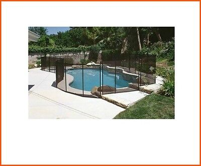 Pool Safety Fence Swimming Child Safety For In Ground Kids Adult 4 x 12