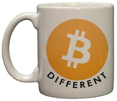 Bitcoin Be Different 11oz Coffee Mug