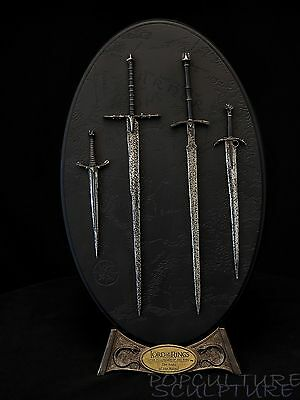Sideshow Weta The Arms of the Nazgul Weapon Collection 1 statue #420