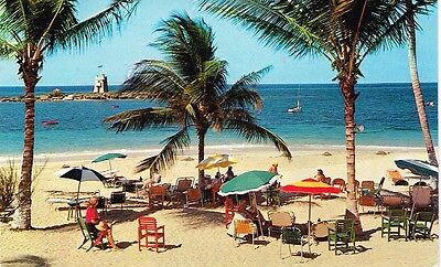 1961 Jamaica postcard to Victoria, BC with postage due markings