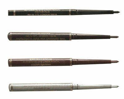 Excellence Automatic Twist Up Eye Liner Pencil, Various Colours, Choose Yours