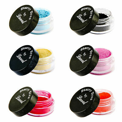 Laval Starry Eyes Eyeshadow Dust Shimmer Matte Loose Powder Vibrant Colours