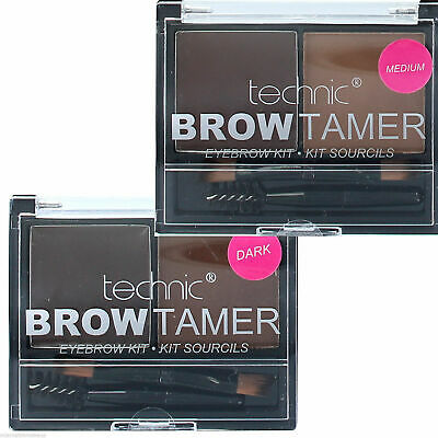 Technic Brow Tamer - Powder, Wax, Double Ended Brush, Spoolie, Perfect eyebrows