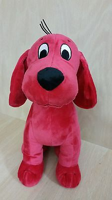 "Clifford the Big Red Dog - Kohls Cares Plush - 13"" Soft Stuffed Animal"