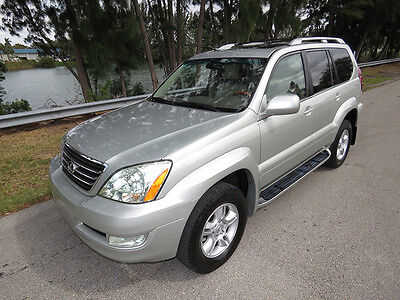 2005 Lexus GX GX470 NICE Lexus GX470 4WD -  1 Owner SUV - Clean Carfax with 27 Service reords