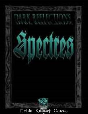 White Wolf Wraith The Oblivion Dark Reflections - Spectres SC VG+