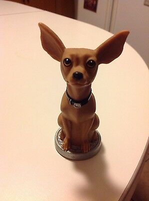 VTG Taco Bell Chihuahua Dog FORTUNE TELLER Eight Ball