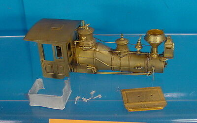 On3/On30 BRASS WISEMAN 1890 BACHMANN SHAY CONVERSION KOREAN BUILT PILOT MODEL