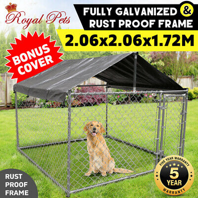 New Pet Enclosure Playpen Puppy Run Exercise Fence Cage