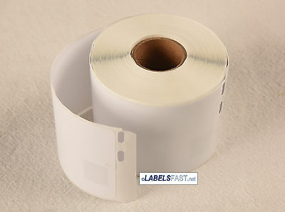 50 Rolls - 30323 Large Address Labels Compatible w/ DYMO® LabelWriters 240/Roll