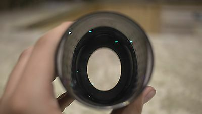 Anamorphic lens vormax 1.33x adapter for FULL FRAME!!