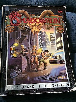 Shadowrun 7901: Second Edition Core Rulebook