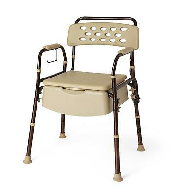 Bedside Commode with Microban